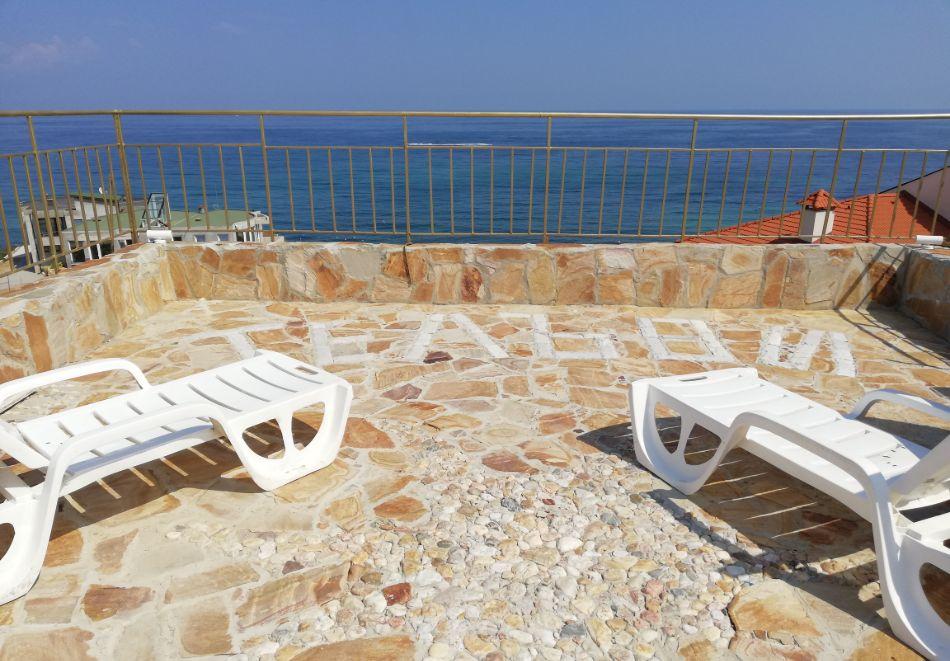Нощувка на човек в хотел Телъви, Созопол, на 100 метра от плажа, снимка 5