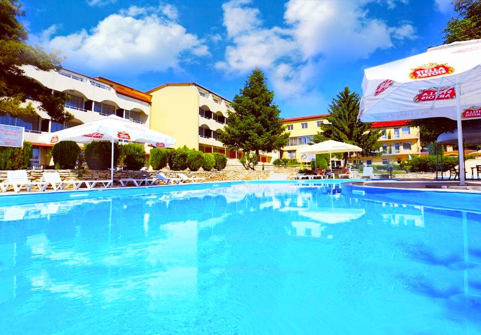 Хотел Наслада, Балчик