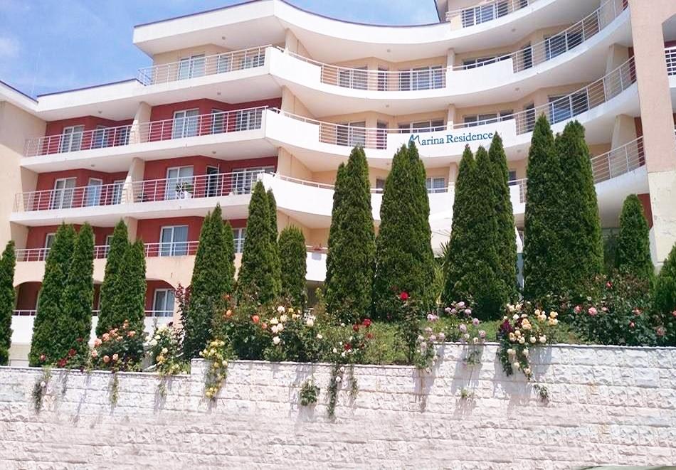 Апартхотел Марина Резиденс, Каварна