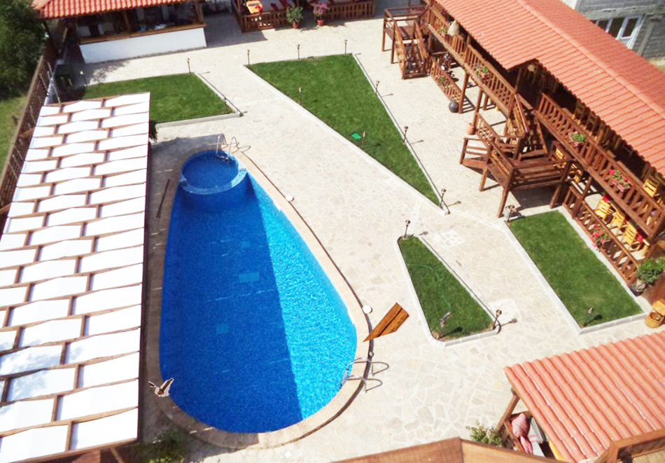 Хотел Каса Ди Ейнджъл, Синеморец, снимка 9