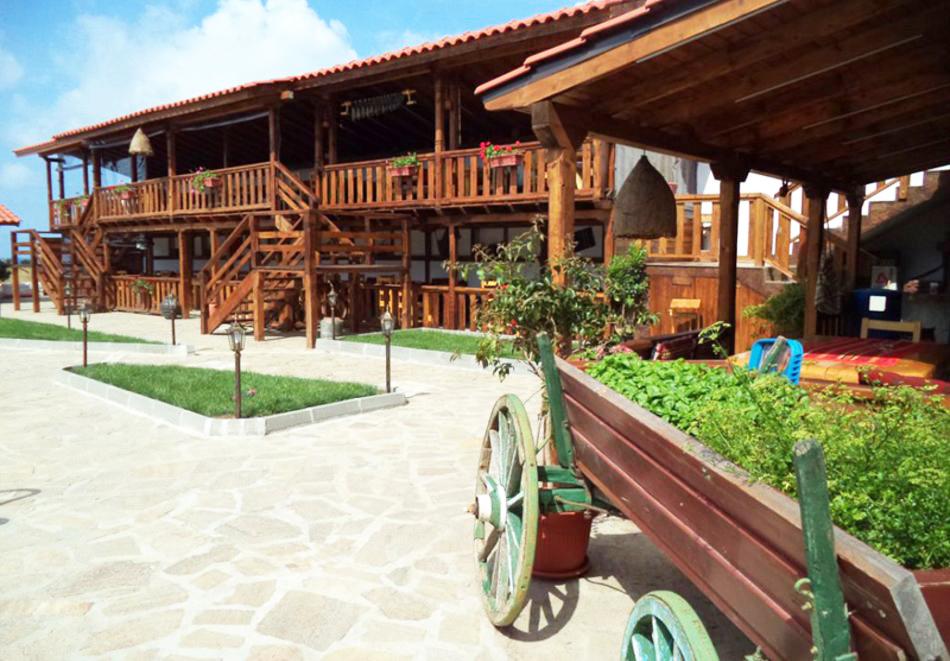 Хотел Каса Ди Ейнджъл, Синеморец, снимка 11