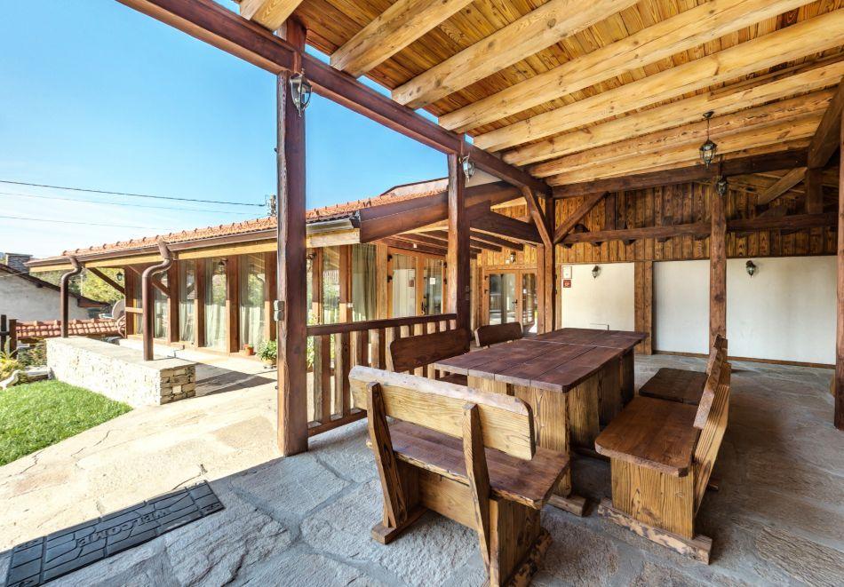 2+ нощувки на човек + басейн + барбекю от къща за гости Дая, с. Алдомировци, на 30 км. от София, снимка 14