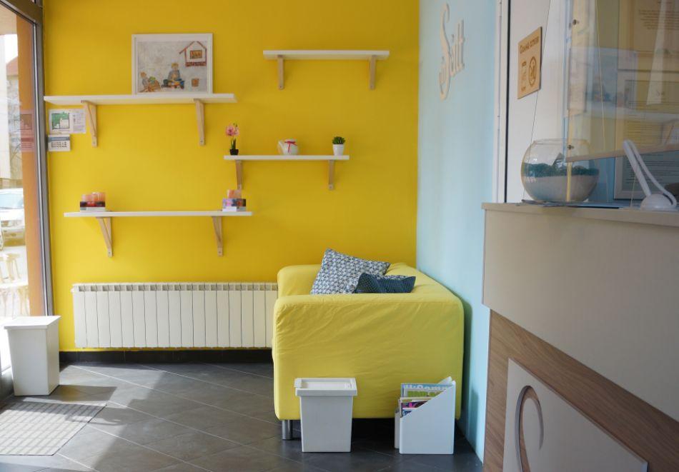 Еднократно посещение на Солна стая in Salt,  в ж.к Гео Милев  - за укрепване на имунитета на деца и възрастни!, снимка 2