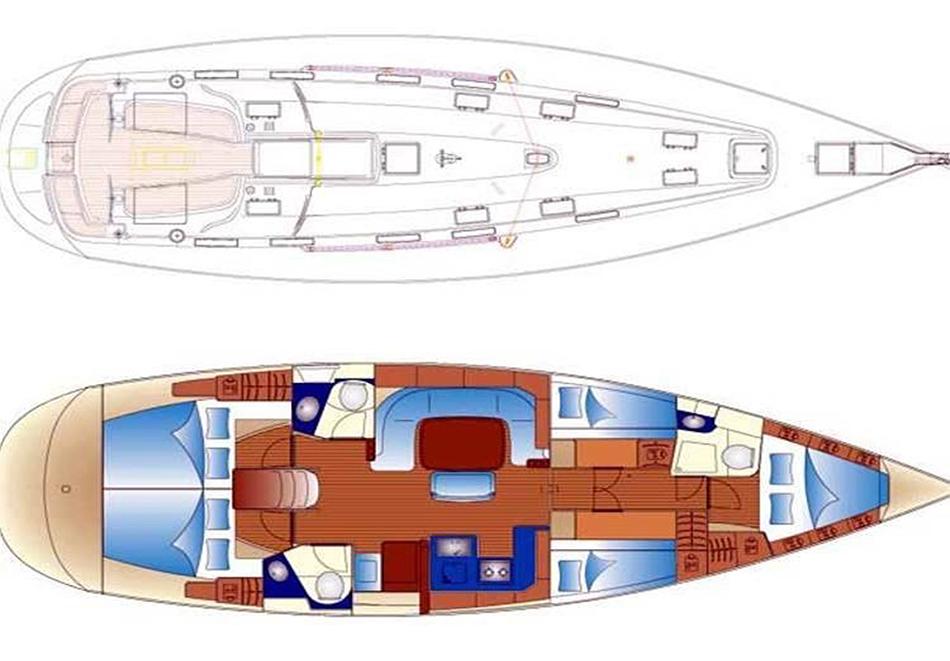 1 час разходка с яхта за до 12 човека + екипаж и гориво от Яхта Мис Мелина, снимка 9