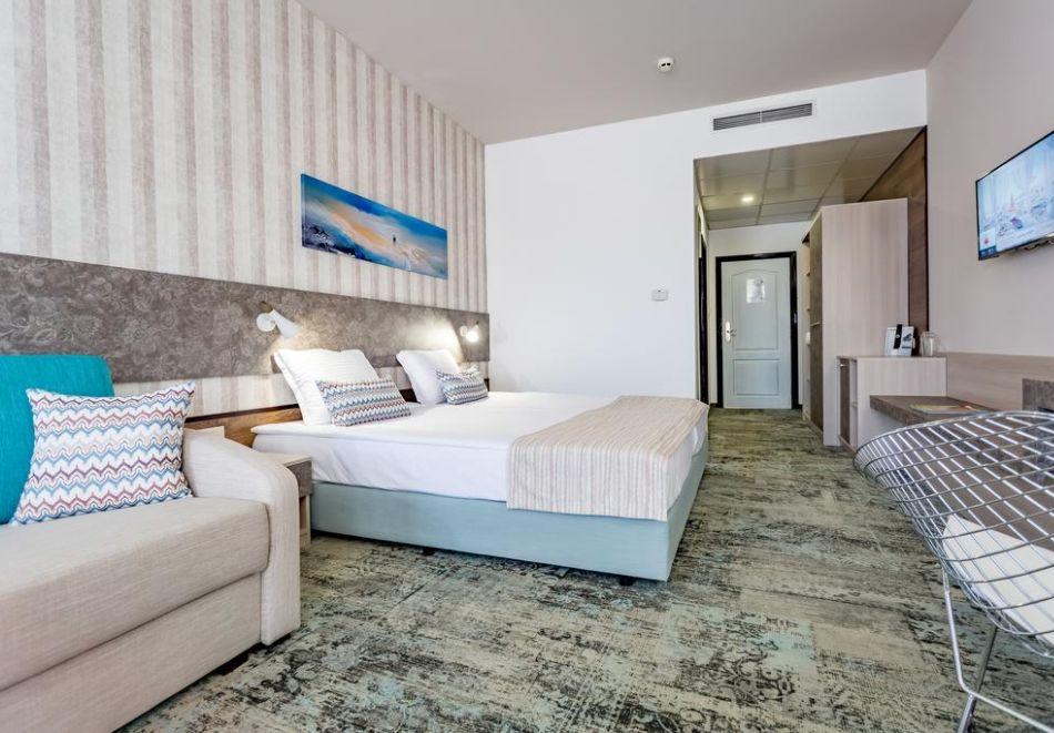 Нощувка на човек на база All Inclusive + СПА процедури + басейн и анимация в хотел Империал Ризорт, Слънчев бряг, снимка 9