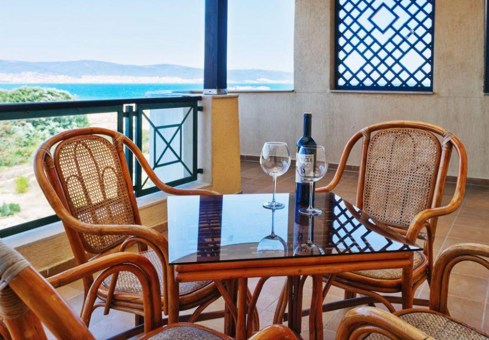 Нощувка на човек на база All Inclusive + СПА процедури + басейн и анимация в хотел Империал Ризорт, Слънчев бряг, снимка 14