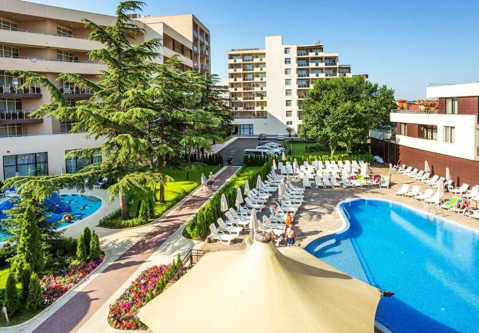 Нощувка на човек на база All Inclusive + безплатен АКВАПАРК в хотел Лагуна Парк****, Слънчев бряг. ДЕТЕ ДО 11.99 БЕЗПЛАТНО!, снимка 3