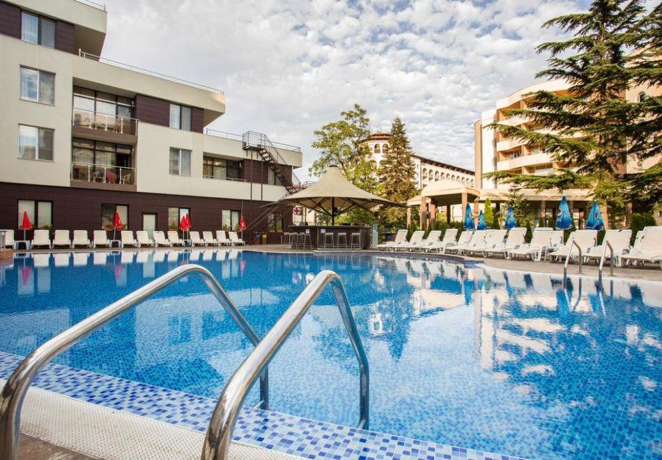 Нощувка на човек на база All Inclusive + безплатен АКВАПАРК в хотел Лагуна Парк****, Слънчев бряг. ДЕТЕ ДО 11.99 БЕЗПЛАТНО!, снимка 8