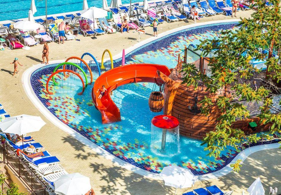 Нощувка на човек на база All Inclusive + безплатен АКВАПАРК в хотел Лагуна Парк****, Слънчев бряг. ДЕТЕ ДО 11.99 БЕЗПЛАТНО!, снимка 6