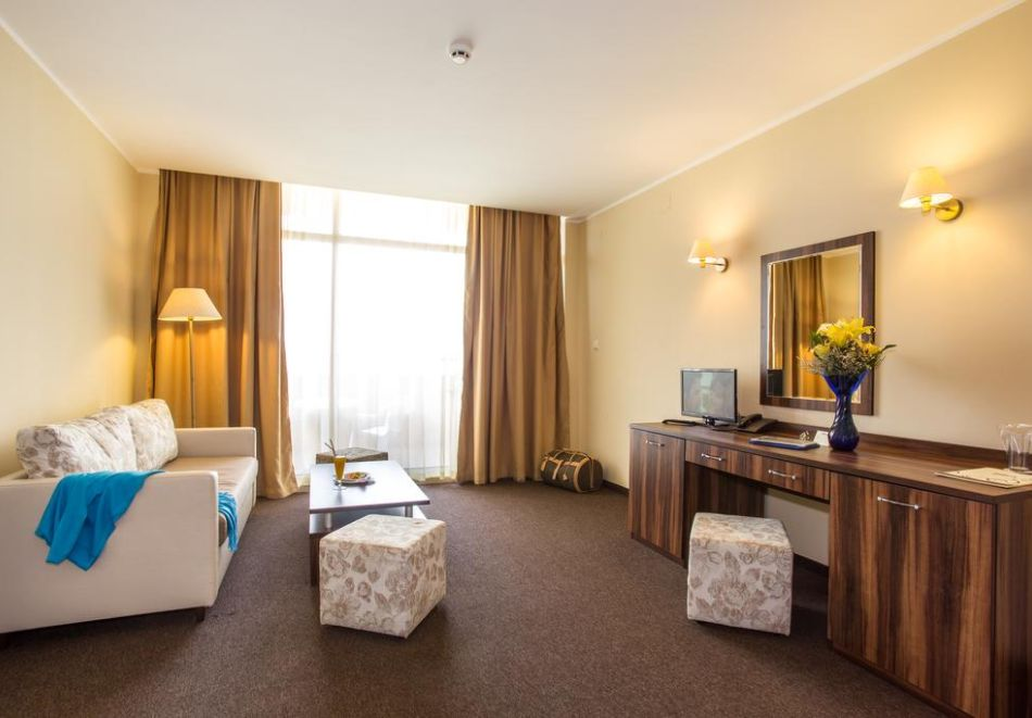 Нощувка на човек на база All Inclusive + безплатен АКВАПАРК в хотел Лагуна Парк****, Слънчев бряг. ДЕТЕ ДО 11.99 БЕЗПЛАТНО!, снимка 10
