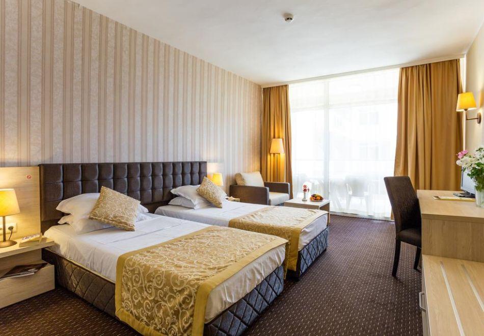 Нощувка на човек на база All Inclusive + безплатен АКВАПАРК в хотел Лагуна Парк****, Слънчев бряг. ДЕТЕ ДО 11.99 БЕЗПЛАТНО!, снимка 9