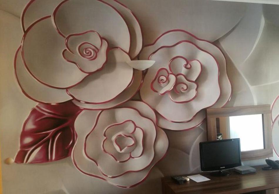 Нощувка за трима + 1 дете в апартамент в хотел Парадайс Бей, Созопол, снимка 8