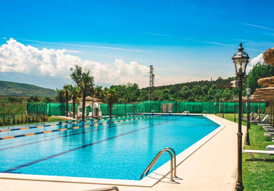 Почивка до Сандански! Нощувка на човек със закуска + басейн и СПА от хотел Мантар, с. Марикостиново, снимка 7