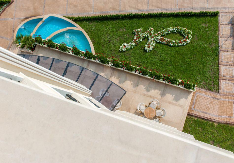 Почивка до Сандански! Нощувка на човек със закуска + басейн и СПА от хотел Мантар, с. Марикостиново, снимка 6