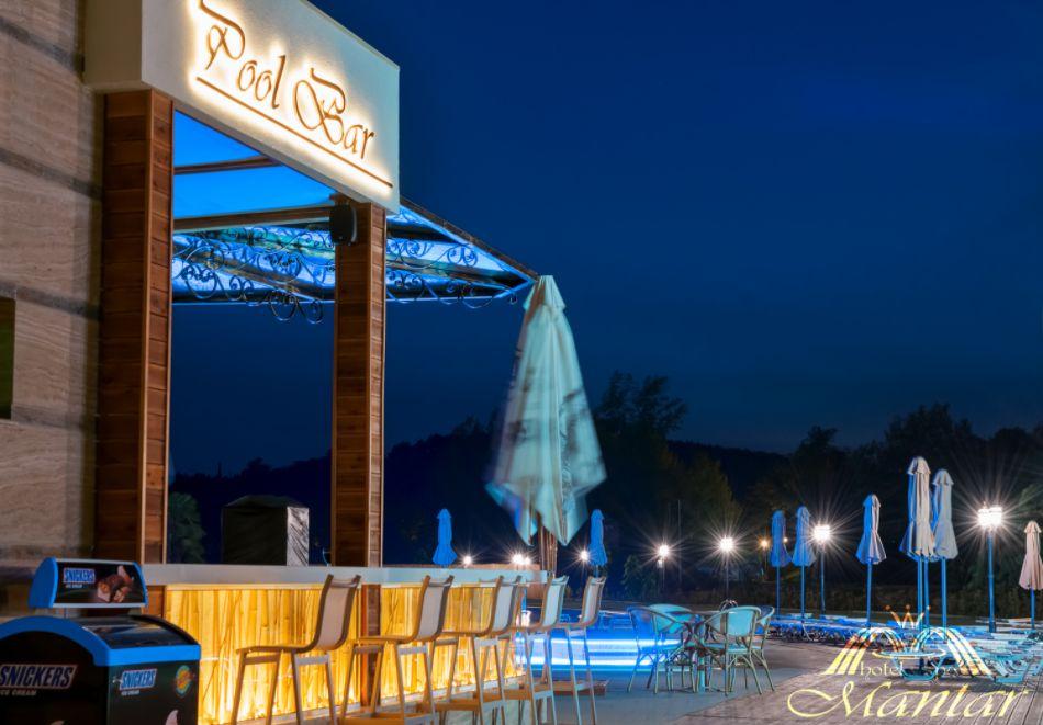 Почивка до Сандански! Нощувка на човек със закуска + басейн и СПА от хотел Мантар, с. Марикостиново, снимка 22