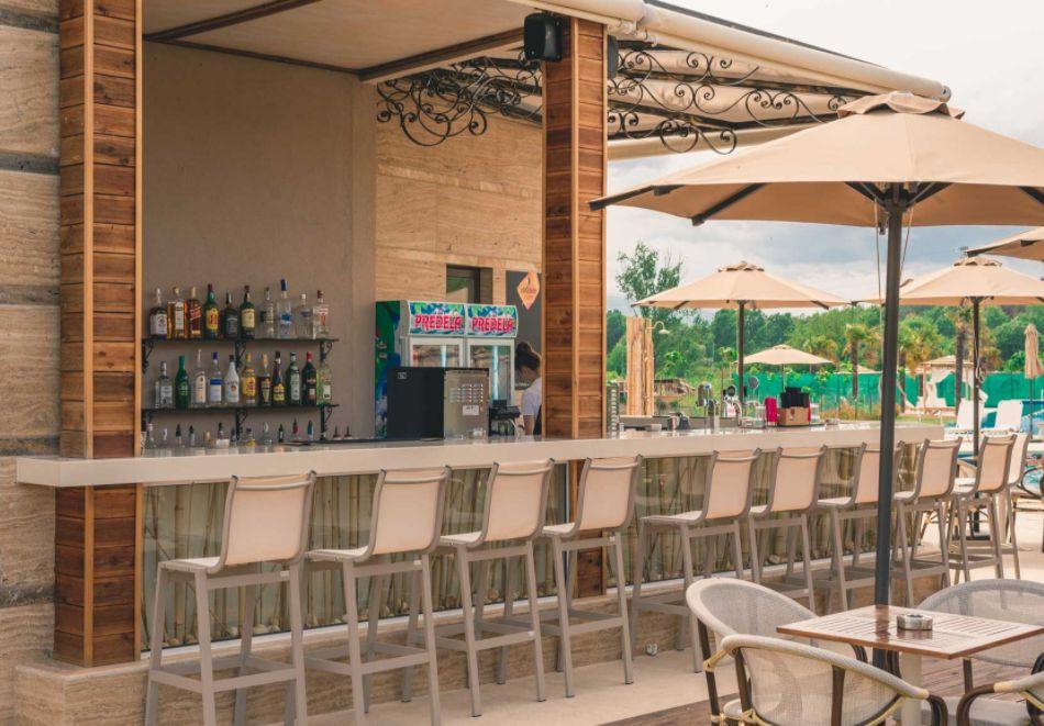 Почивка до Сандански! Нощувка на човек със закуска + басейн и СПА от хотел Мантар, с. Марикостиново, снимка 21