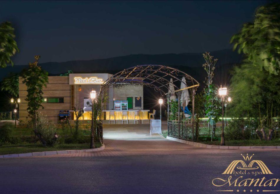 Почивка до Сандански! Нощувка на човек със закуска + басейн и СПА от хотел Мантар, с. Марикостиново, снимка 20