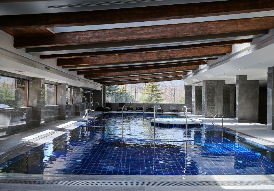 Нощувка на човек на база All inclusive + горещ външен и вътрешен басейн и СПА зона в изцяло реновирания СПА Ризорт Св. Иван Рилски****, Банско, снимка 9