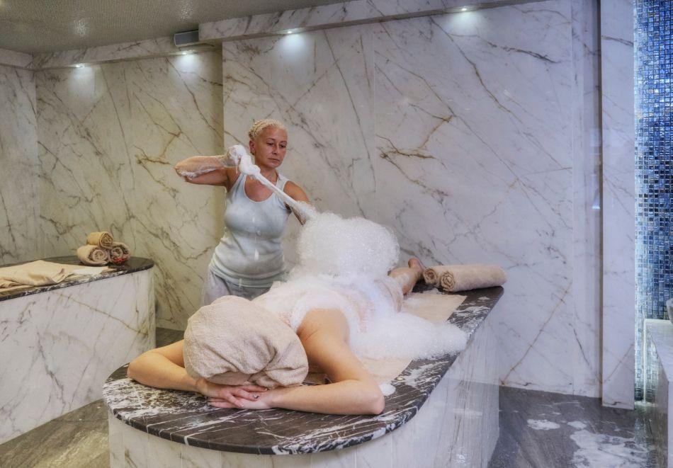Нощувка на човек на база All inclusive + горещ външен и вътрешен басейн и СПА зона в изцяло реновирания СПА Ризорт Св. Иван Рилски****, Банско, снимка 19