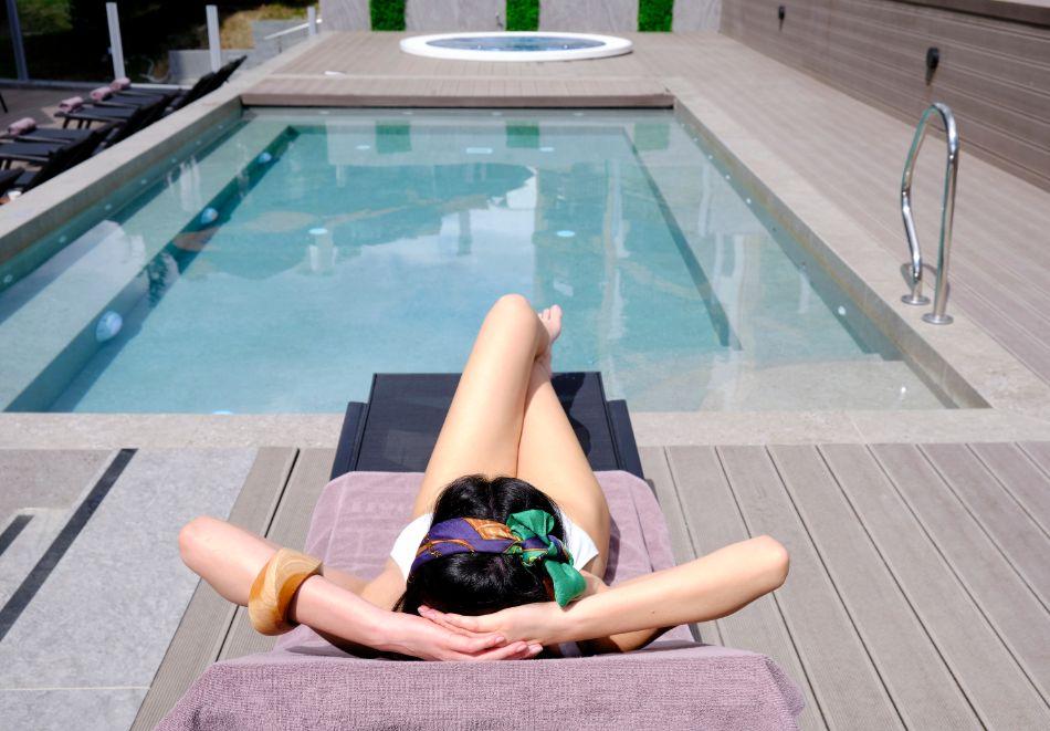 Нощувка на човек на база All inclusive + горещ външен и вътрешен басейн и СПА зона в изцяло реновирания СПА Ризорт Св. Иван Рилски****, Банско, снимка 4