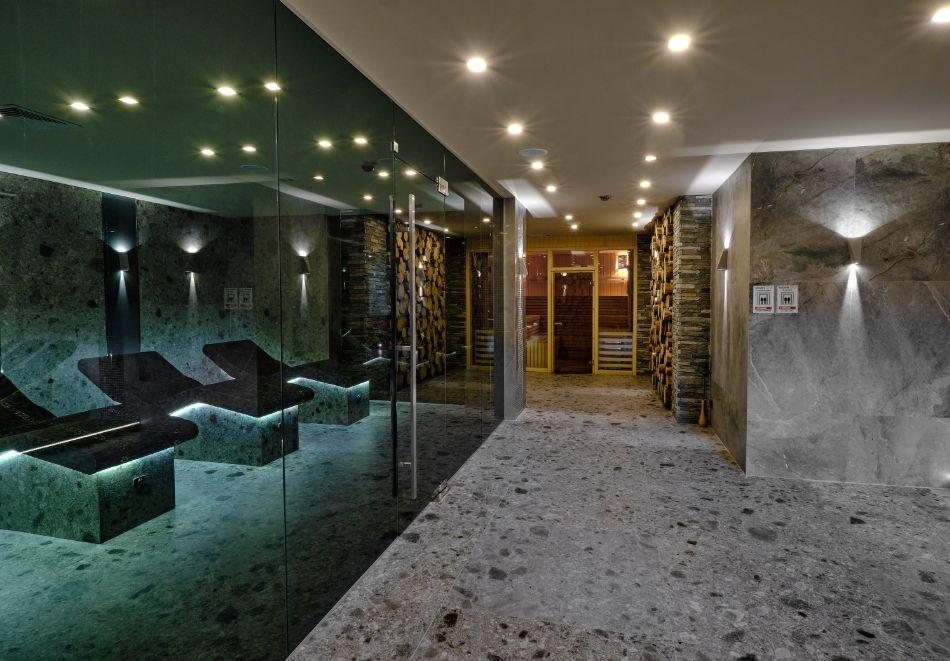 Нощувка на човек на база All inclusive + горещ външен и вътрешен басейн и СПА зона в изцяло реновирания СПА Ризорт Св. Иван Рилски****, Банско, снимка 17