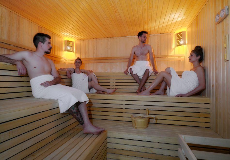 Нощувка на човек на база All inclusive + горещ външен и вътрешен басейн и СПА зона в изцяло реновирания СПА Ризорт Св. Иван Рилски****, Банско, снимка 13