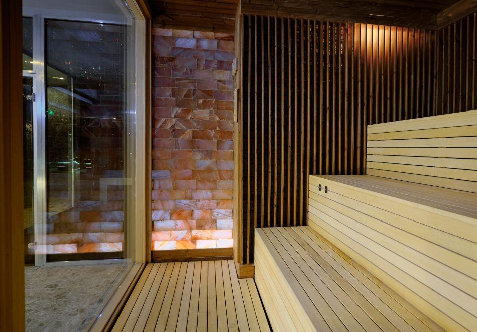 Нощувка на човек на база All inclusive + горещ външен и вътрешен басейн и СПА зона в изцяло реновирания СПА Ризорт Св. Иван Рилски****, Банско, снимка 15
