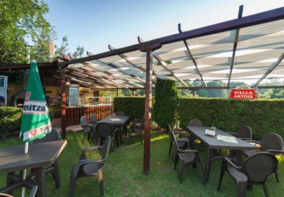 Нощувка на човек със закуска и вечеря + басейн в хотел Дайана бийч***, Синеморец, снимка 18