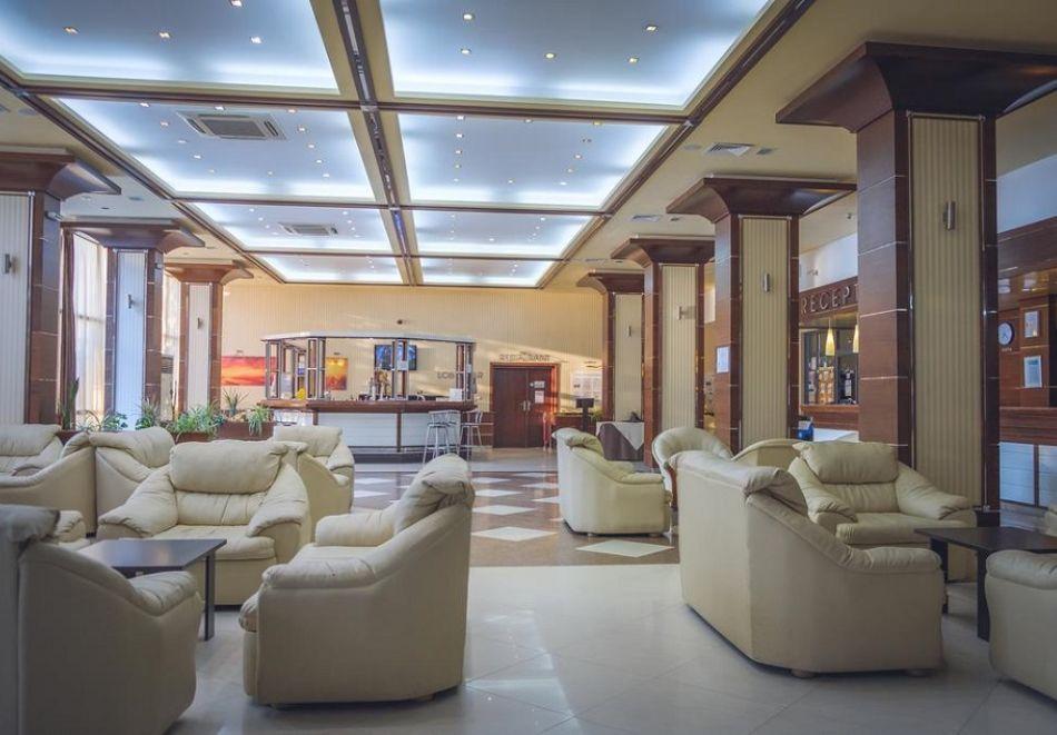 На ПЪРВА ЛИНИЯ в Златни пясъци. Нощувка на човек на база All inclusive + басейн в хотел Калиакра Палас****. Дете до 12 г. - БЕЗПЛАТНО, снимка 16
