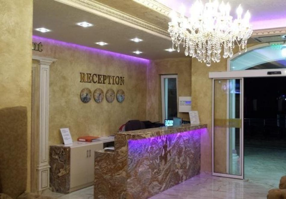 Нощувка на човек на база All Inclusive + басейн и релакс зона в хотел Авеню Делукс, Слънчев Бряг. Дете до 12.99г. БЕЗПЛАТНО!, снимка 17