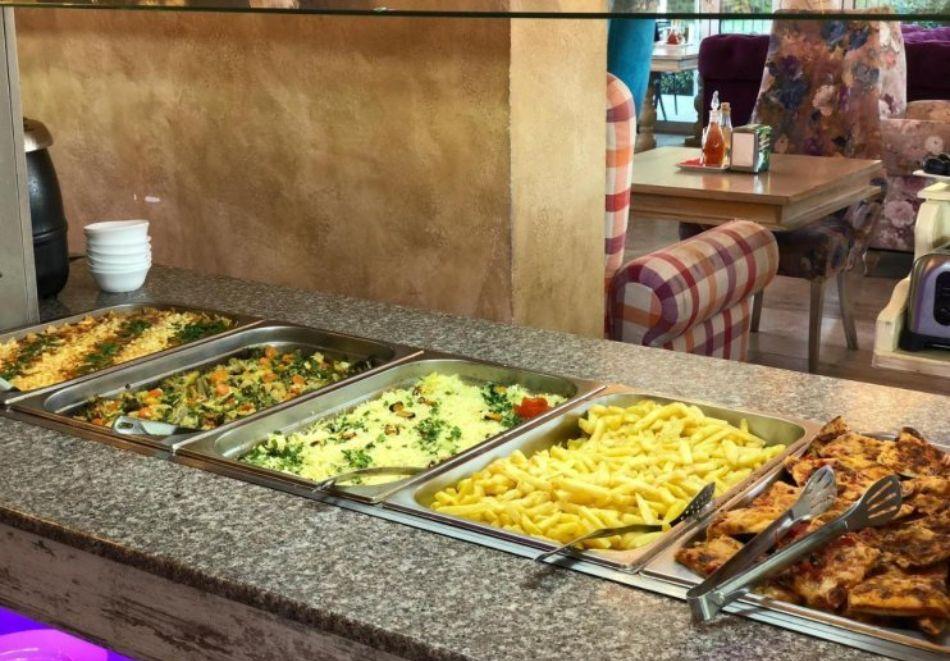 Нощувка на човек на база All Inclusive + басейн и релакс зона в хотел Авеню Делукс, Слънчев Бряг. Дете до 12.99г. БЕЗПЛАТНО!, снимка 19