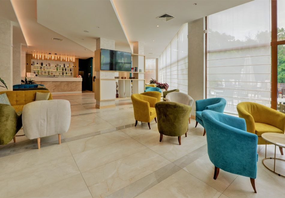 Нощувка на човек на база All Inclusive + басейн в хотел Мирабел****, Златни пясъци, снимка 16