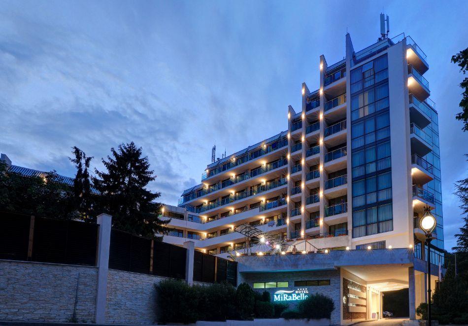 Нощувка на човек на база All Inclusive + басейн в хотел Мирабел****, Златни пясъци, снимка 4