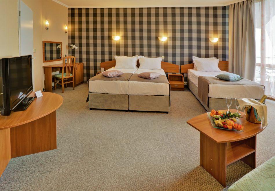 Нощувка на човек на база All Inclusive + басейн в хотел Мирабел****, Златни пясъци, снимка 14