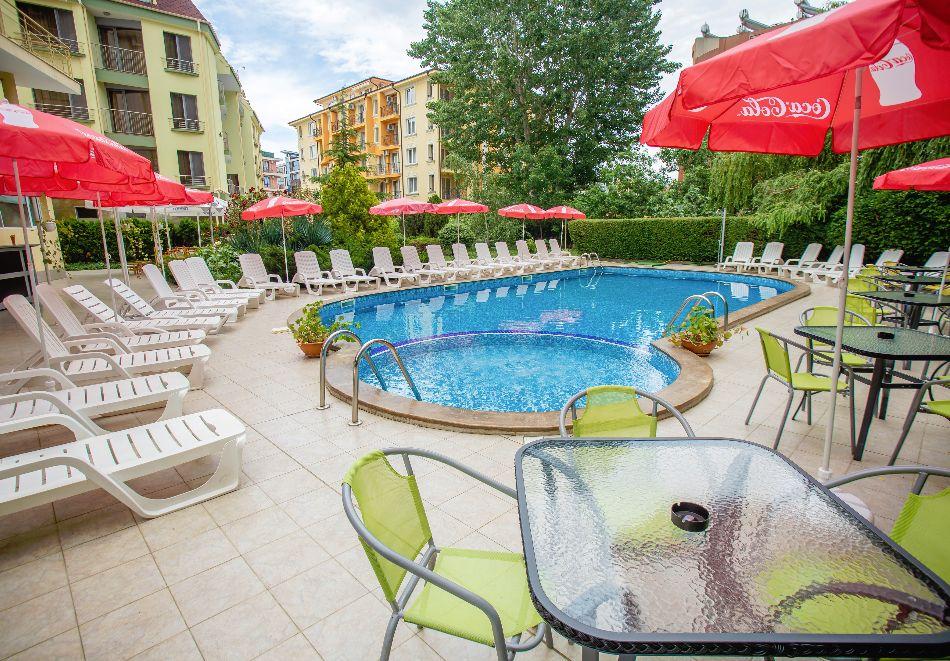 Септември в Слънчев бряг! 3 нощувки на човек на база All inclusive в хотел Дева, снимка 4