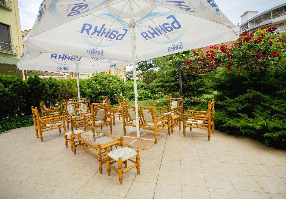 Септември в Слънчев бряг! 3 нощувки на човек на база All inclusive в хотел Дева, снимка 11