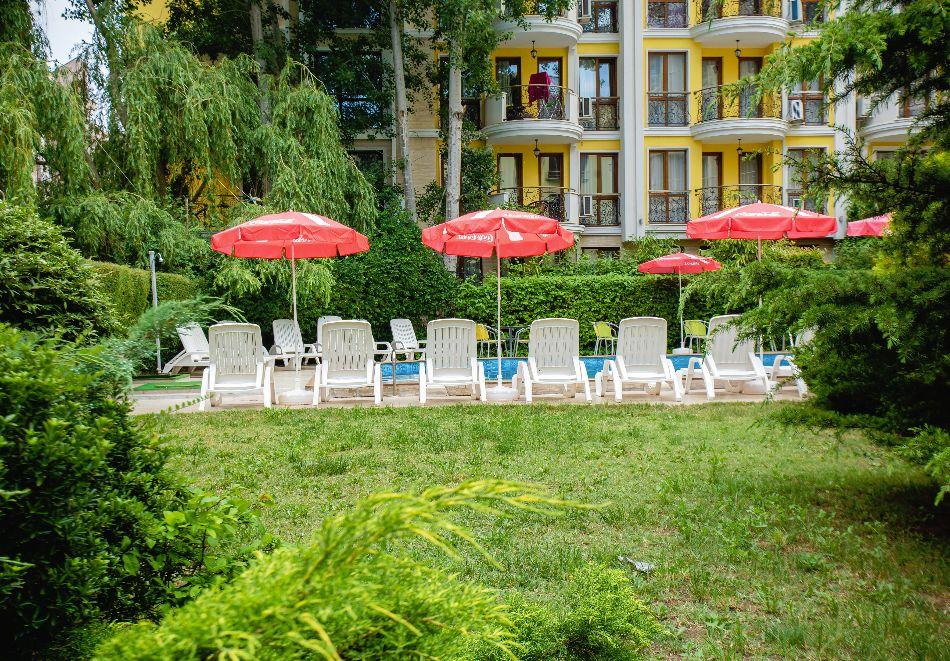 Септември в Слънчев бряг! 3 нощувки на човек на база All inclusive в хотел Дева, снимка 23