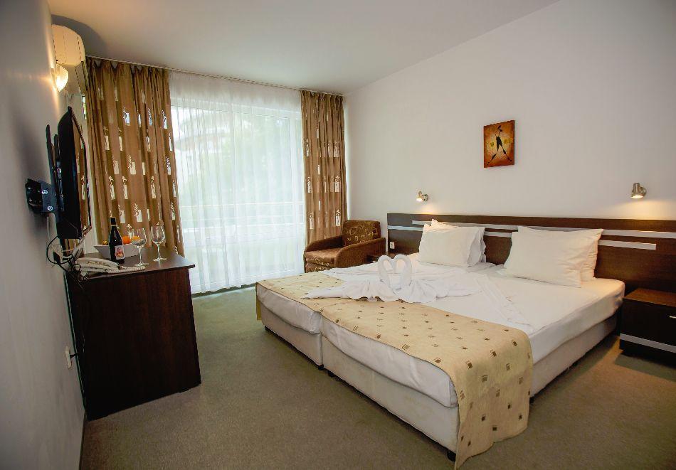 Септември в Слънчев бряг! 3 нощувки на човек на база All inclusive в хотел Дева, снимка 20