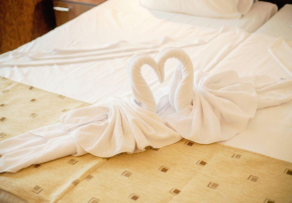 Септември в Слънчев бряг! 3 нощувки на човек на база All inclusive в хотел Дева, снимка 16
