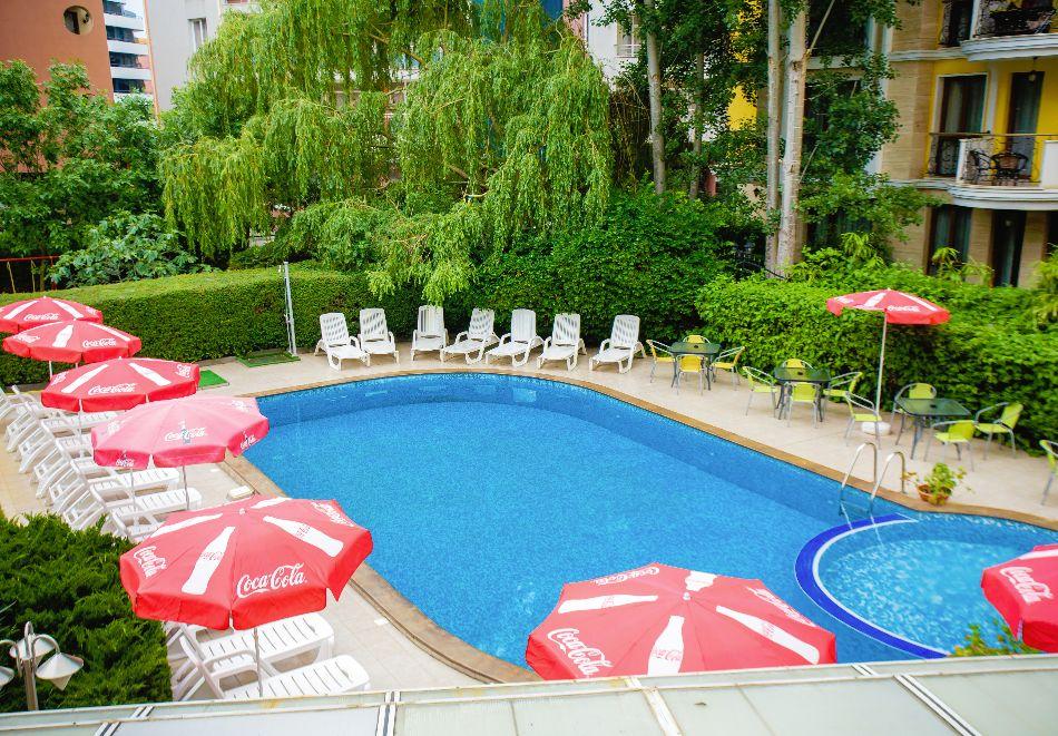 Септември в Слънчев бряг! 3 нощувки на човек на база All inclusive в хотел Дева, снимка 25