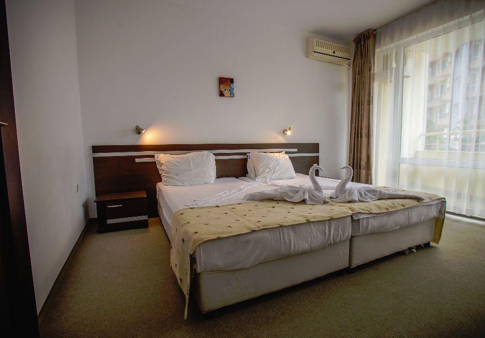 Септември в Слънчев бряг! 3 нощувки на човек на база All inclusive в хотел Дева, снимка 19