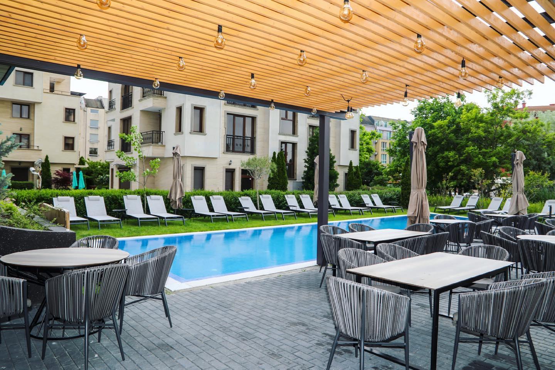 Нощувка за двама или четирима + басейн в хотел Амара Шугар, Слънчев бряг, снимка 5