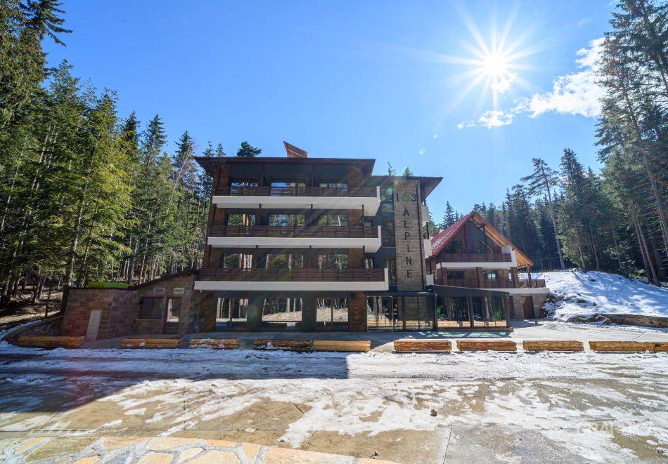 Семеен Хотел 103 Алпин, Паничище