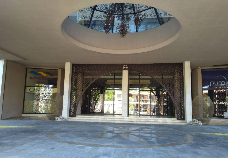 4, 5, 6 или 7 нощувки за двама + 1 дете + 4 басейна и релакс зона от Студио АРЕНДО в комплекс Роял Бийч Барсело, Слънчев бряг, снимка 18