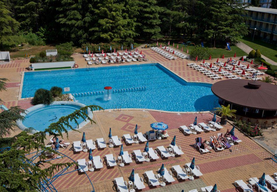 Нощувка на човек със закуска и вечеря в Парк хотел Континентал***, Слънчев бряг, снимка 5