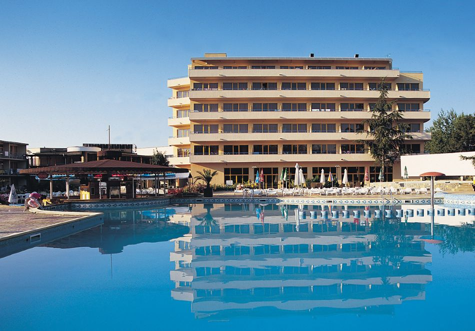 Нощувка на човек със закуска и вечеря в Парк хотел Континентал***, Слънчев бряг, снимка 3
