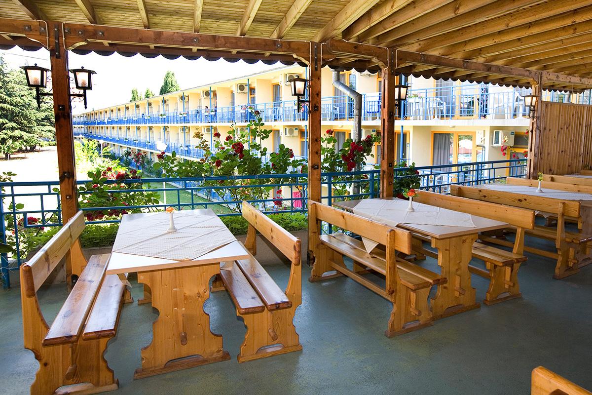Нощувка на човек със закуска и вечеря в Парк хотел Континентал***, Слънчев бряг, снимка 16