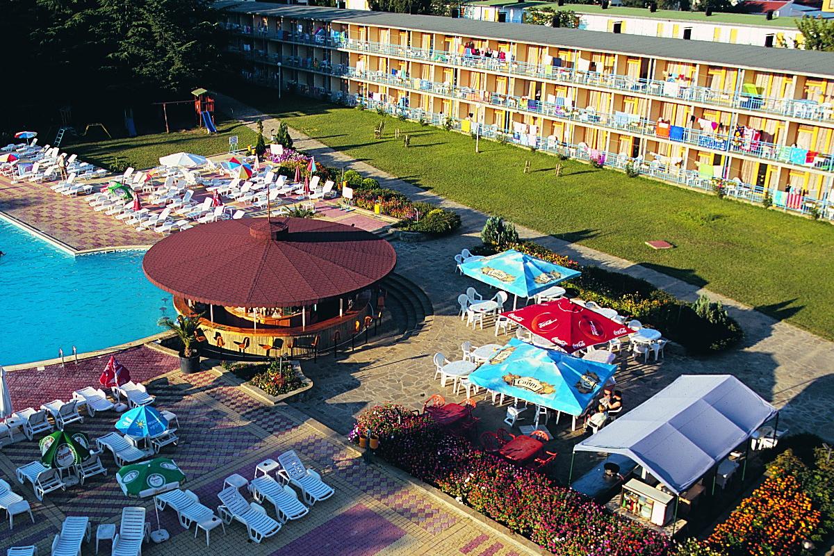 Нощувка на човек със закуска и вечеря в Парк хотел Континентал***, Слънчев бряг, снимка 4