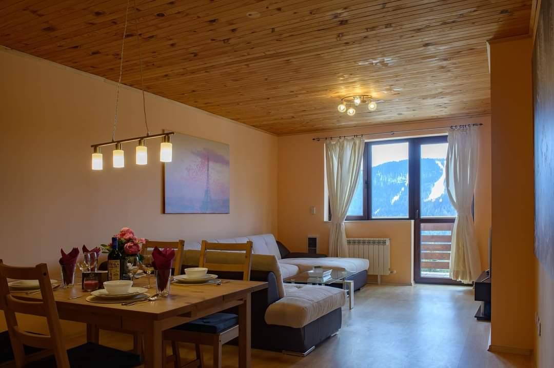 Нощувка в апартамент за четирима + релакс зона в Апартаменти за гости в Пампорово, снимка 4