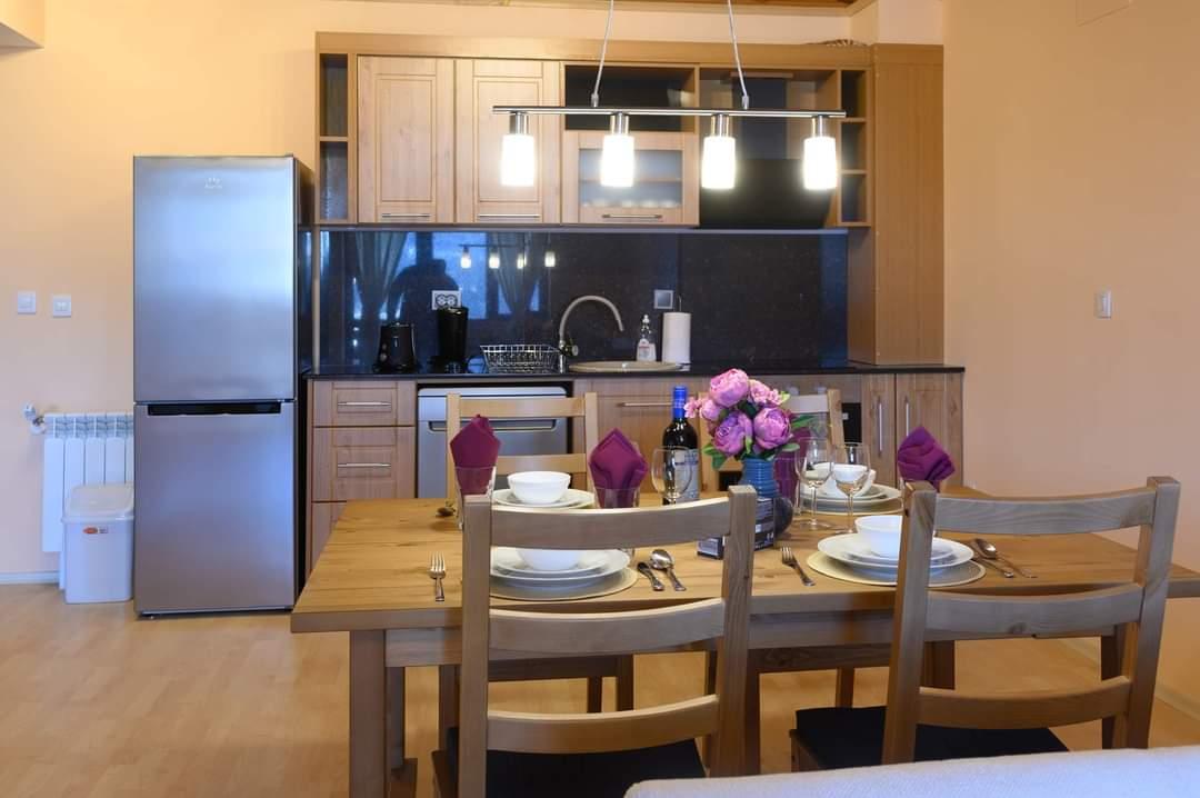 Нощувка в апартамент за четирима + релакс зона в Апартаменти за гости в Пампорово, снимка 7